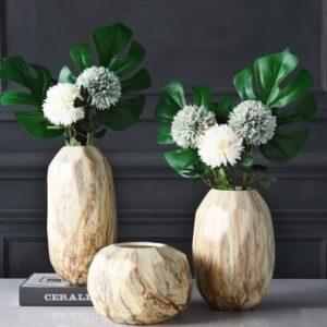 dekorativnaya vaza fantaziya yuyi keramika 1