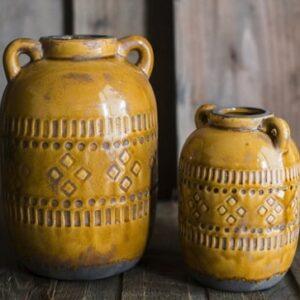 dekorativnaya vaza istoki han han keramika 1