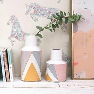 dekorativnaya vaza mechta early morning keramika 1