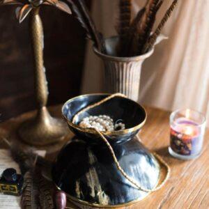 dekorativnaya-tarelka-lisa-han-han-evropejskij-stil