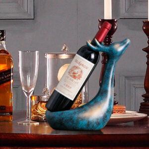 dekorativnye podstavki pod vinnuyu butylku olen chanshen 01