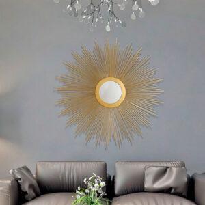 nastennyj dekor solncze holding print 01