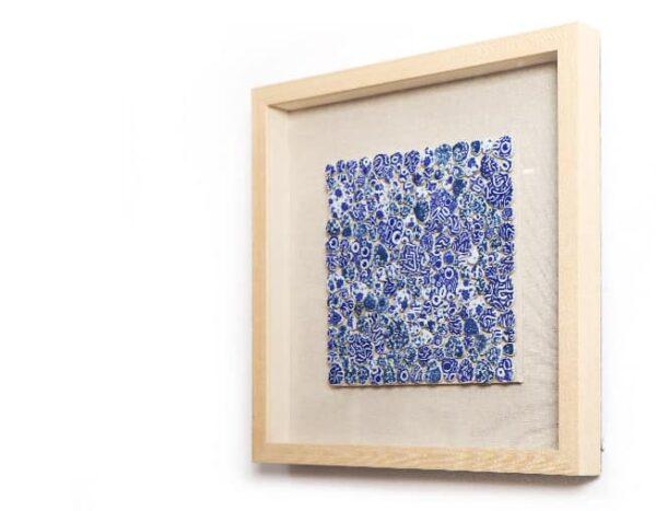 abstraktnaya kartina czvetnaya mozaika snnei 12
