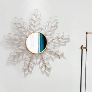nastennoe zerkalo ssnei v rame iz metalla 01