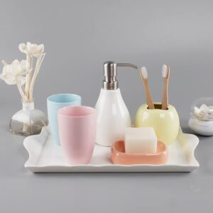 nabor dlya tualetnyh prinadlezhnostej ice flower dommu 3
