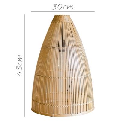 abazhur bambukovyj cone juhan 5