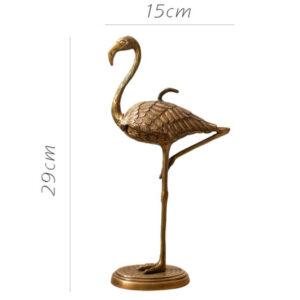 dekorativnaya shkatulka golden flamingo juhan 6