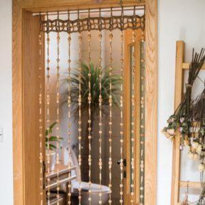 dekorativnaya shtora na dver beads juhan 7