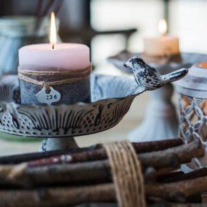 dekorativnyj podsvechnik birds juhan 2