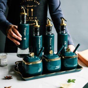 nabor emkostej dlya hraneniya s podnosom emerald dommu 2