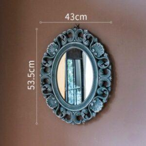 nastennoe zerkalo ornament juhan 8