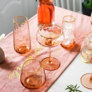 bokal steklyannyj pink ice xingning 4