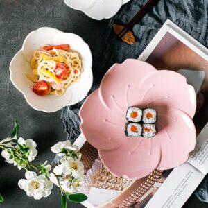 tarelka desertnaya farforovaya cherry bloom xingning 3